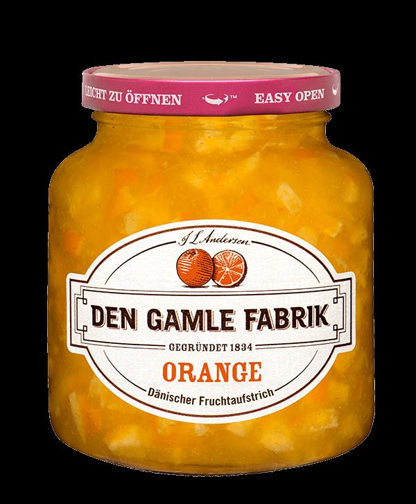 Den Gamle Fabrik Marmelade Orange380g