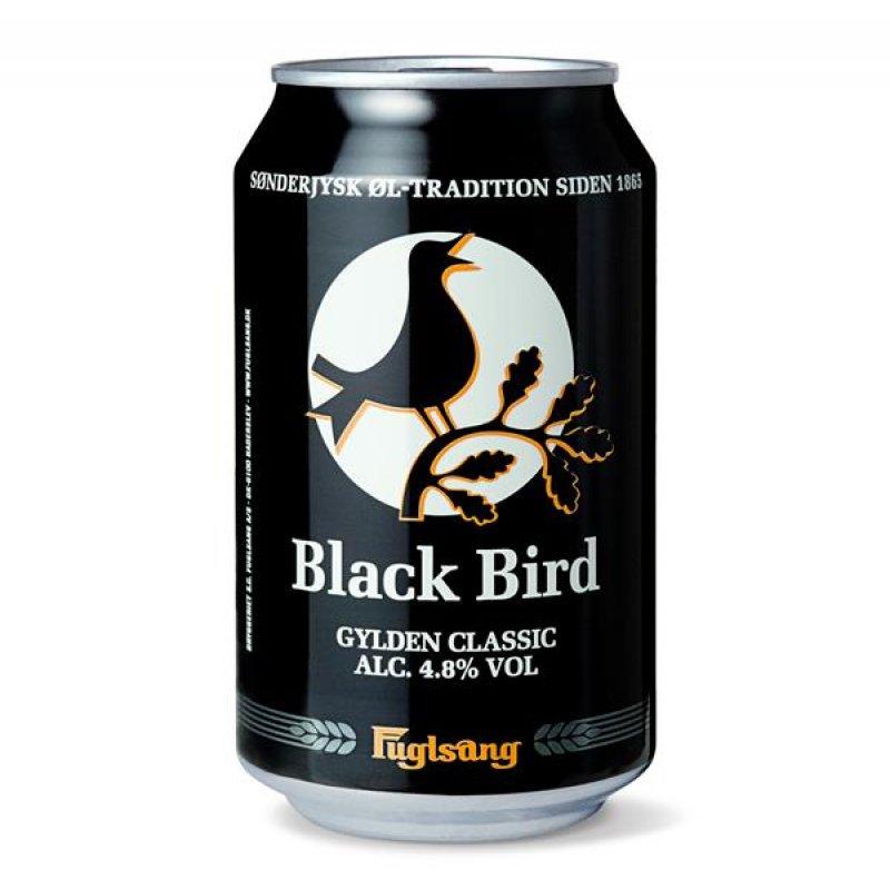 Fuglsang Black Bird Classic 4,8% 0,33l