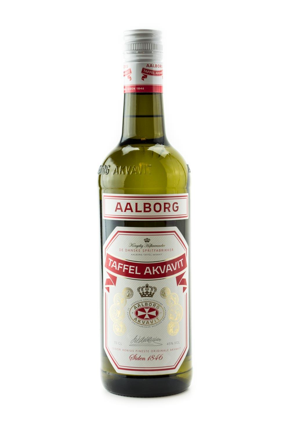 Aalborg Taffel Aquavit 45% 0,7l