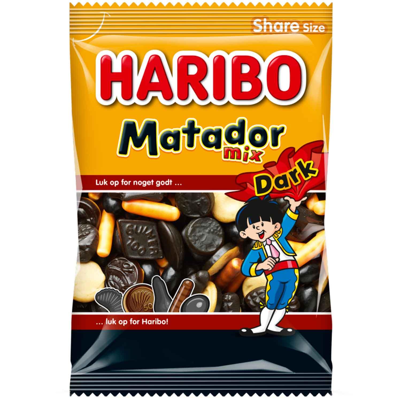 Haribo Matador DarkMix 375g