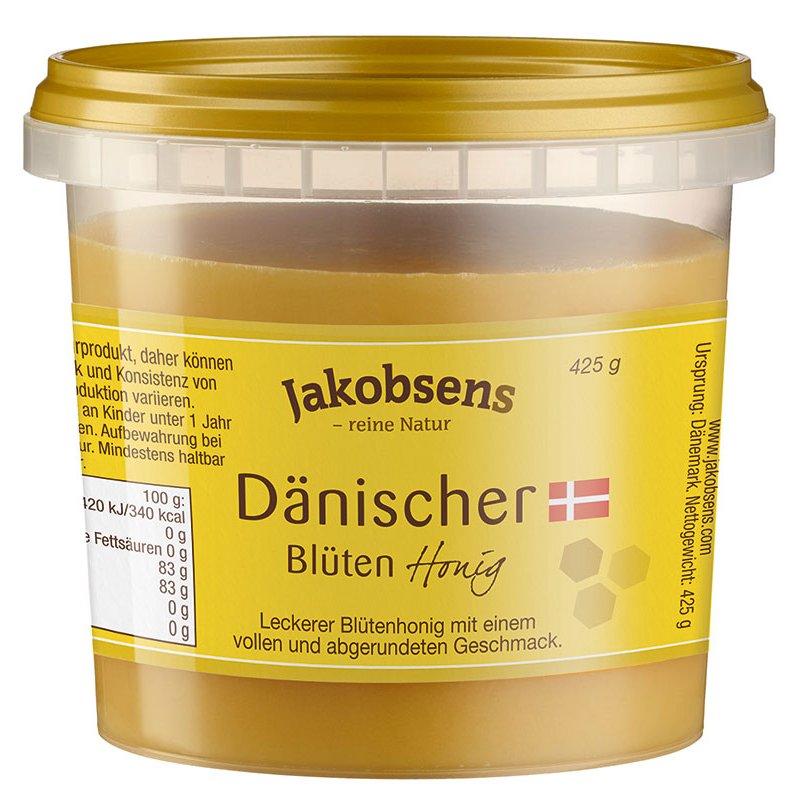 Jakobsens Dänischer Blütenhonig 425g