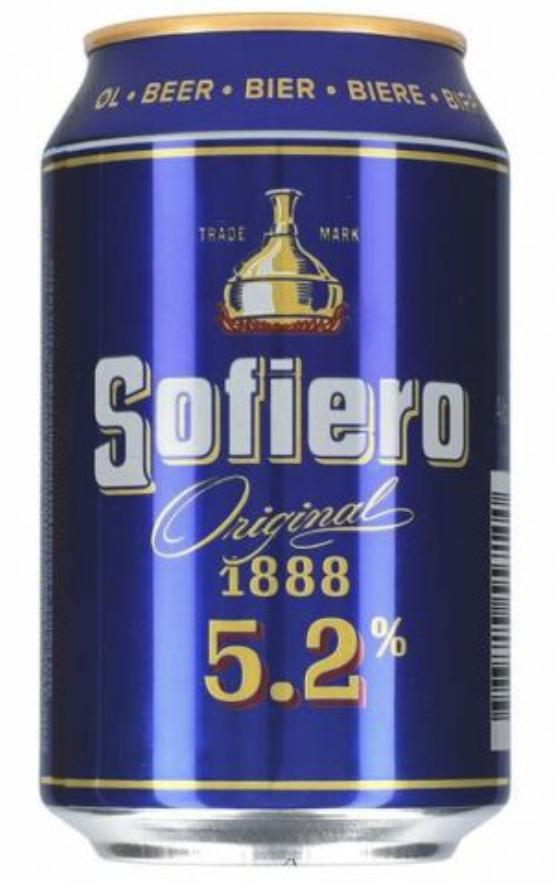 Sofiero Original 5,2% 0,33 ltr.