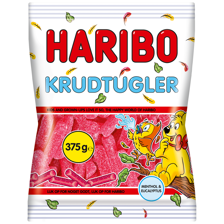 Haribo Krudtugler 375g