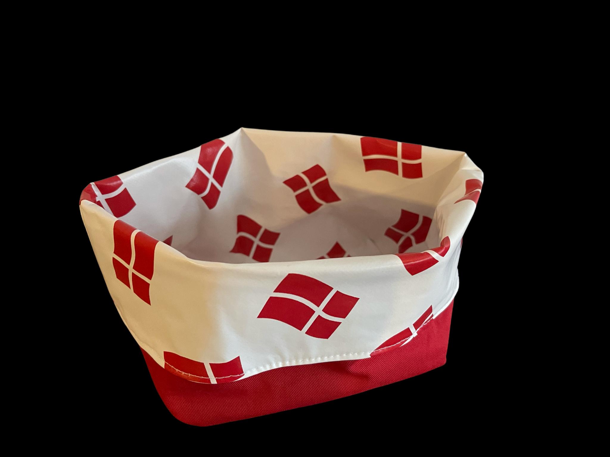 Utensilo Stoffbeutel Dänemarkflaggen