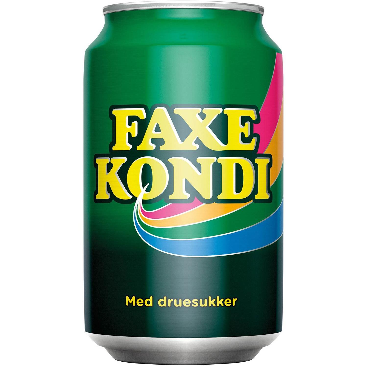 Faxe Kondi 0,33 ltr.