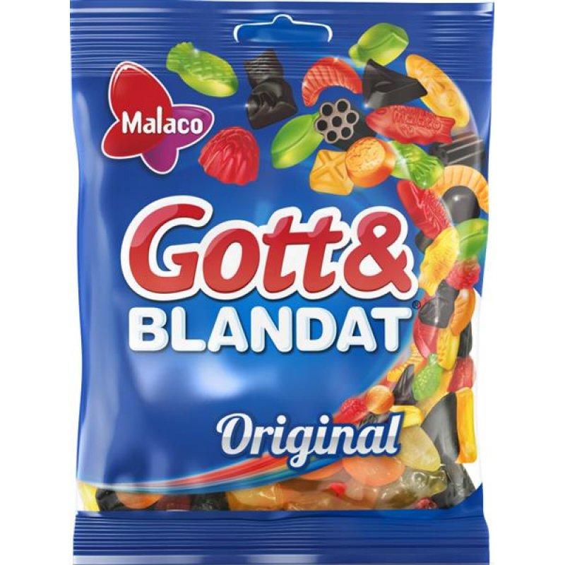 Malaco Gott & Blandat Original 550g