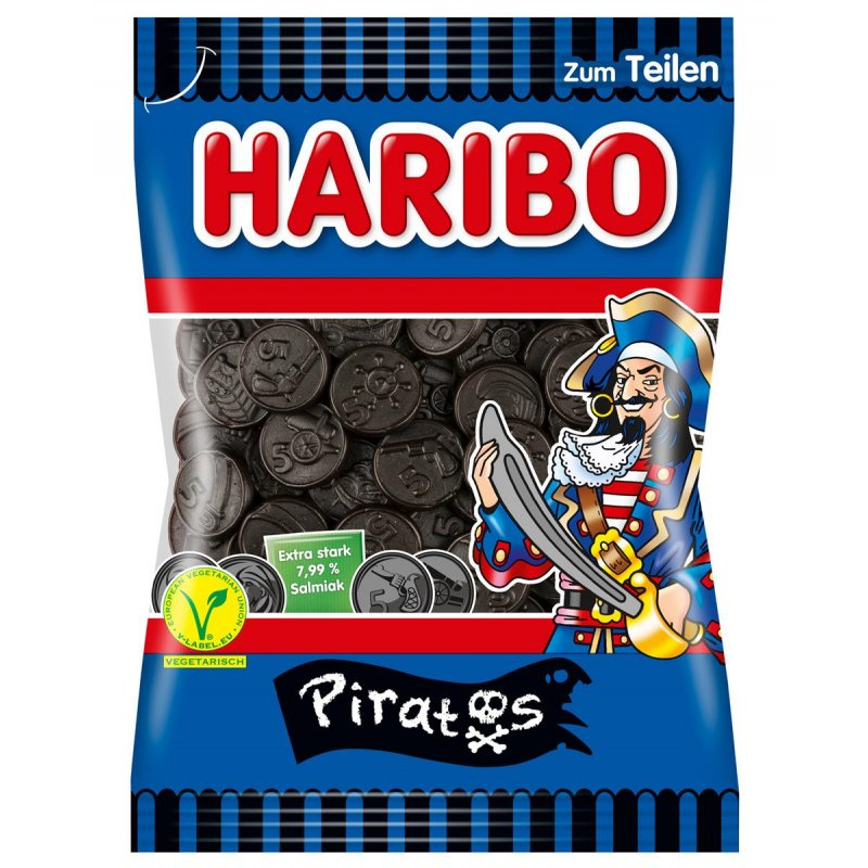 Haribo Piratos 200g