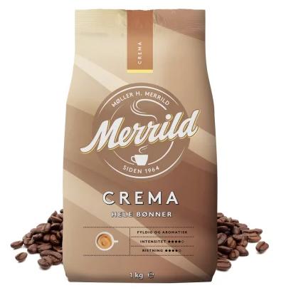 Merrild Crema Kaffeebohnen 1000g