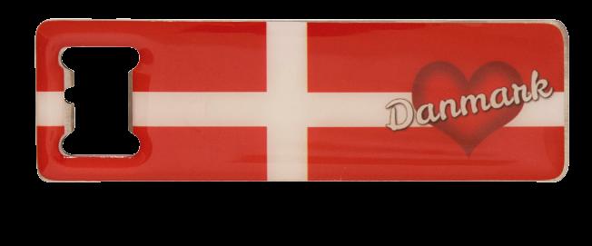Flaschenöffner Dänemark