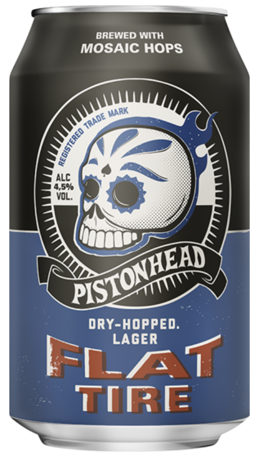 Pistonhead 4,5% 0,33 ltr.