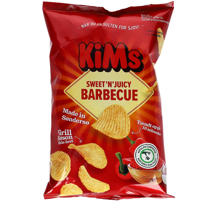KiMs Sweet'n'juicy Barbecue 170g