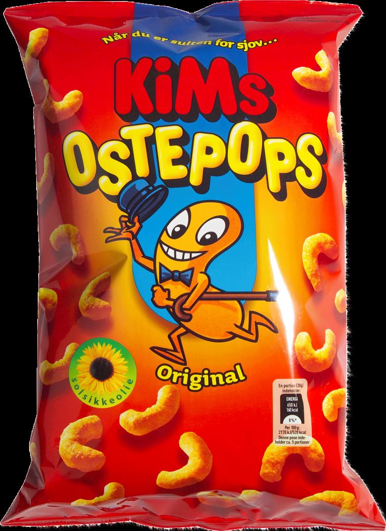 KiMs Ostepops 140g