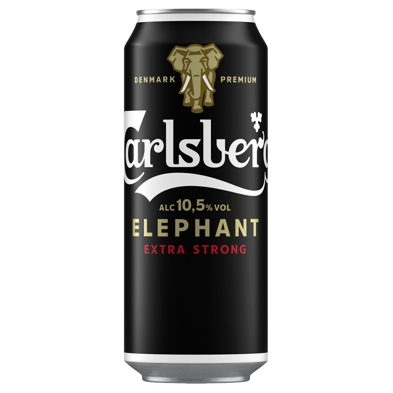 Carlsberg Elephant Beer extra strong 10.5% 0,5 ltr.