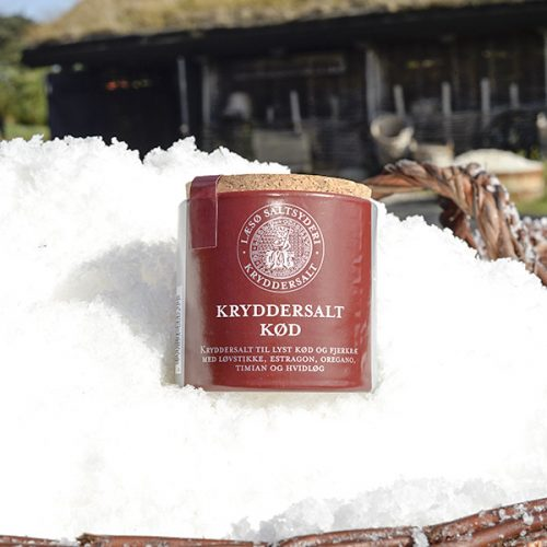 Læsø Kräutersalz für Fleisch 125g