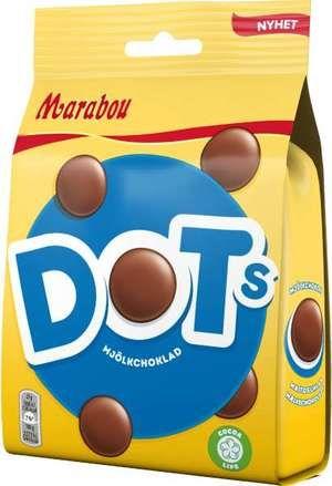 Marabou Dots 140g