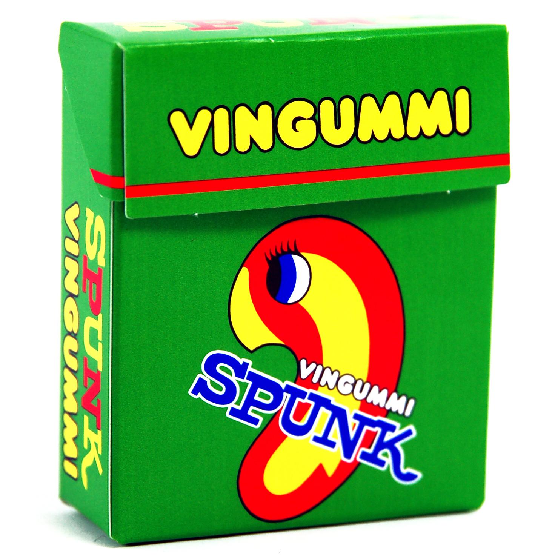 Spunk Vingummi 23g
