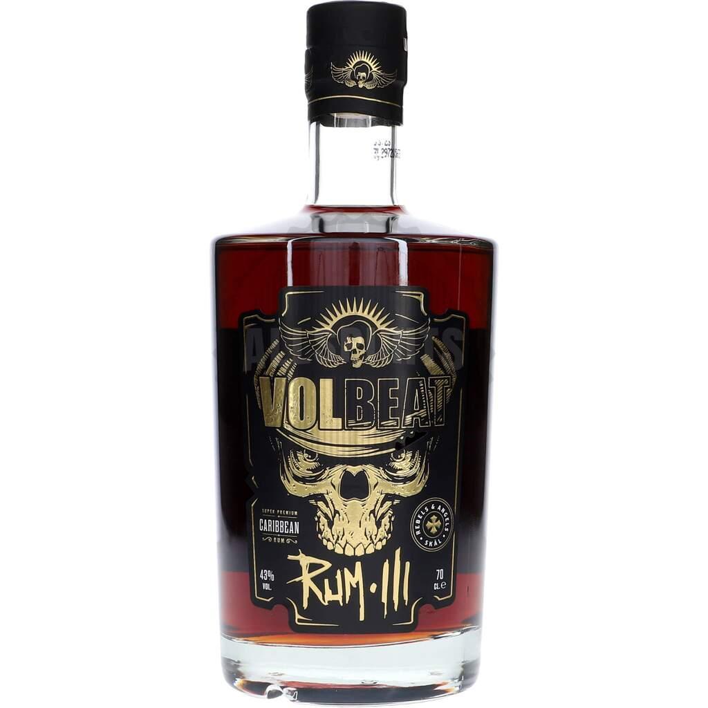Volbeat Rum 15y 42% 0,7 ltr.