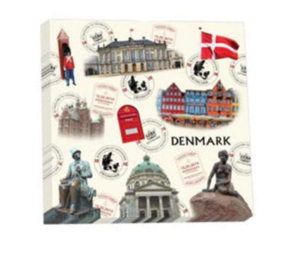 """Dänische Servietten """"Dänemark"""""""