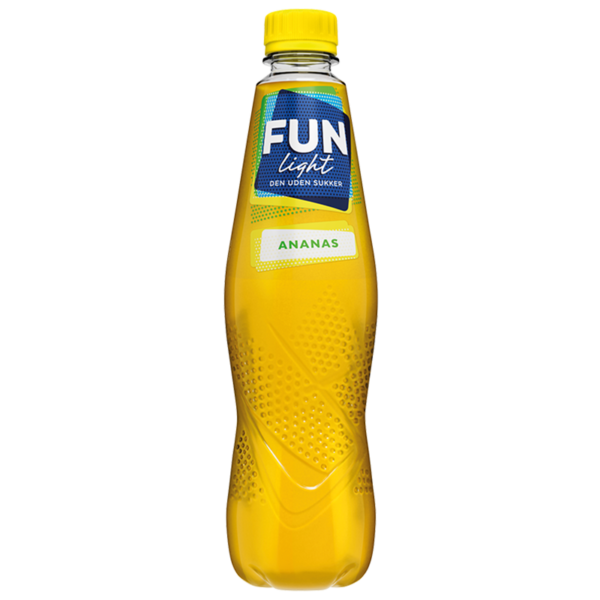 Fun Light Sirup Ananas 0,5l