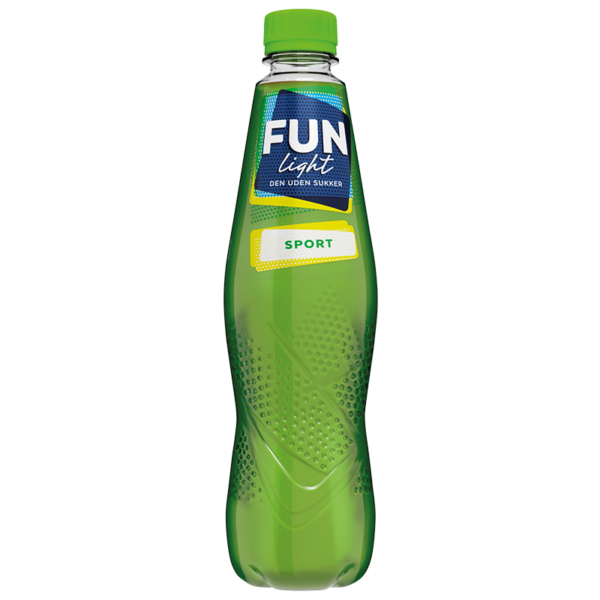 Fun Light Sirup Sport 0,5l