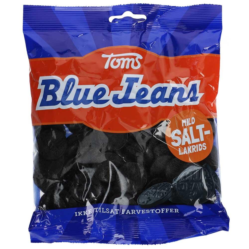 Toms Pingvin Blue Jeans 250g