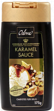 Odense Karamel Sauce 175g
