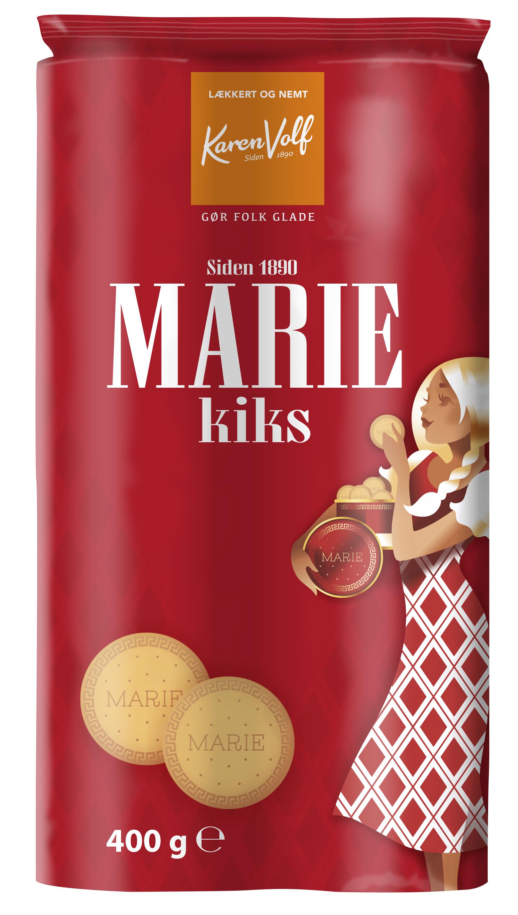 Karen Volff Marie Kekse 2x200g