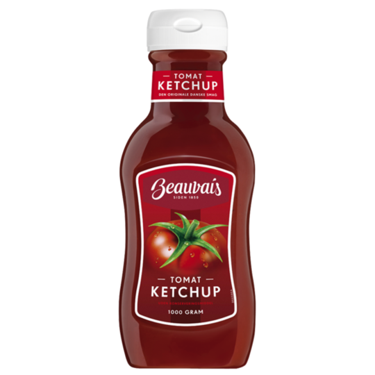 Beauvais Tomatenketchup 1000g