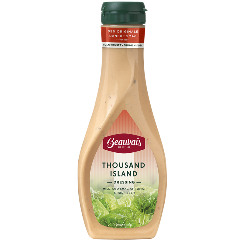 Beauvais Thousand Island Dressing 370g