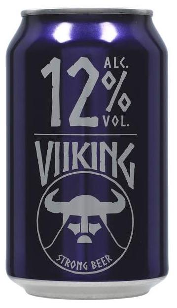 Harboe Viiking Strong Beer 12% 0,33 ltr.