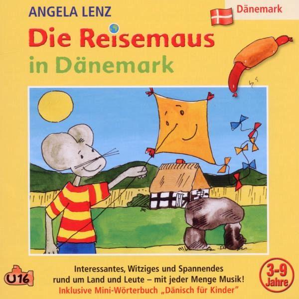 Die Reisemaus In Dänemark - Audio CD