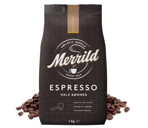 Merrild Espresso 1000g