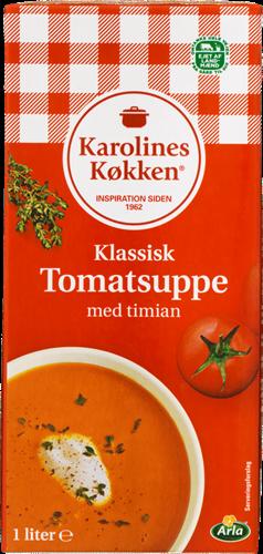 Karolines Køkken Klassische Tomatensuppe 1L