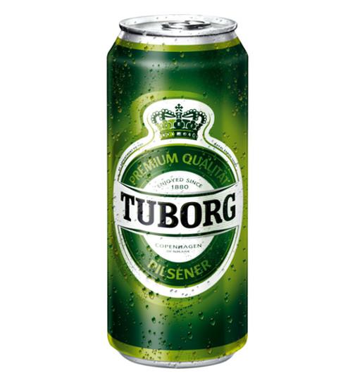 Tuborg Pilsner 4,6% 0,5 ltr.