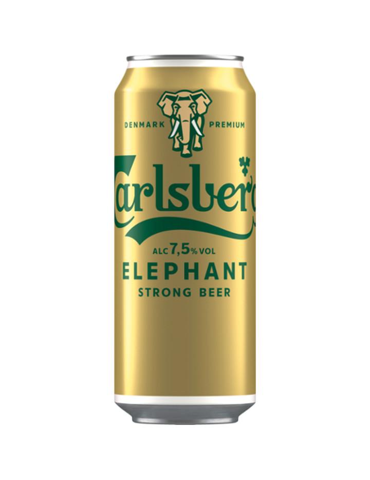 Carlsberg Elephant 7,5% 0,5 ltr.