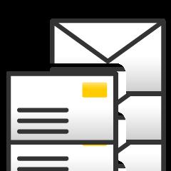 Versand per Briefpost