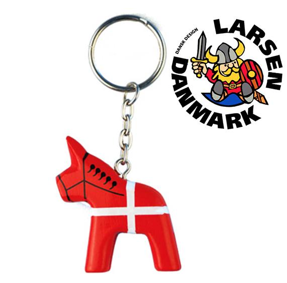 Schlüsselanhänger Dänisches Pferd