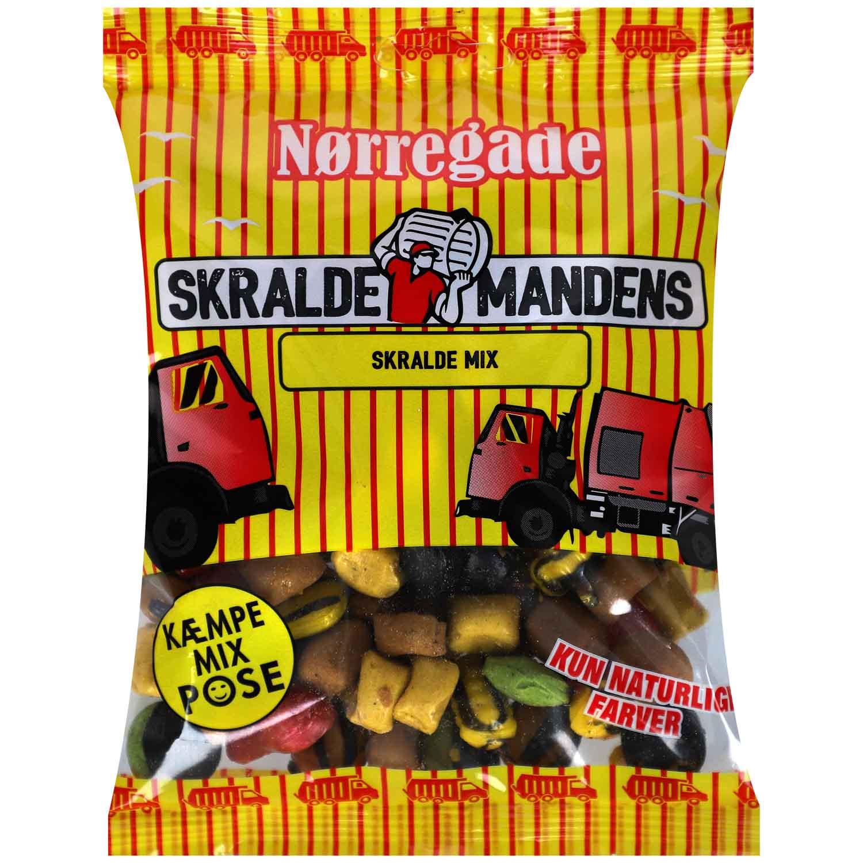 Nørregade Skralde Mandens Mix 310g
