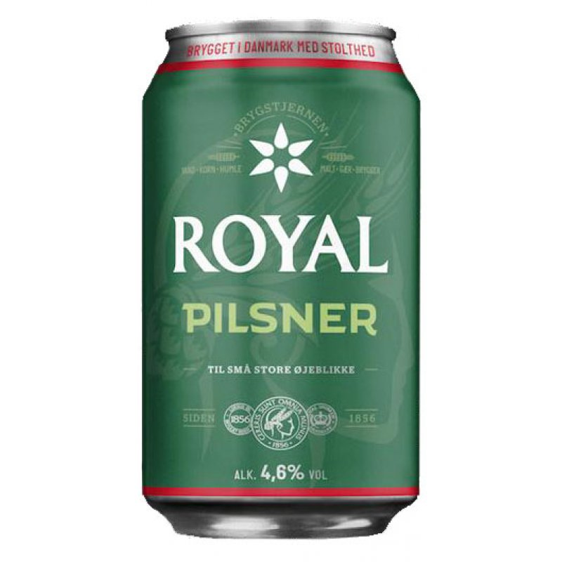 Ceres Royal Pilsner 4,6% 0,33l