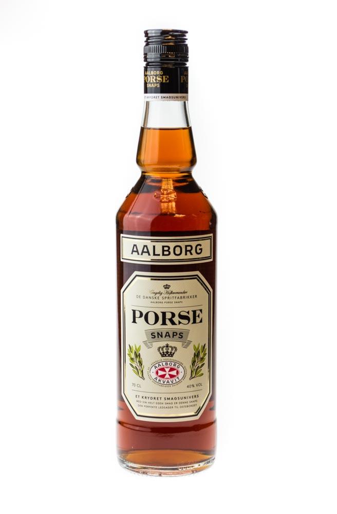 Aalborg Porse Snaps 40% 0,7l