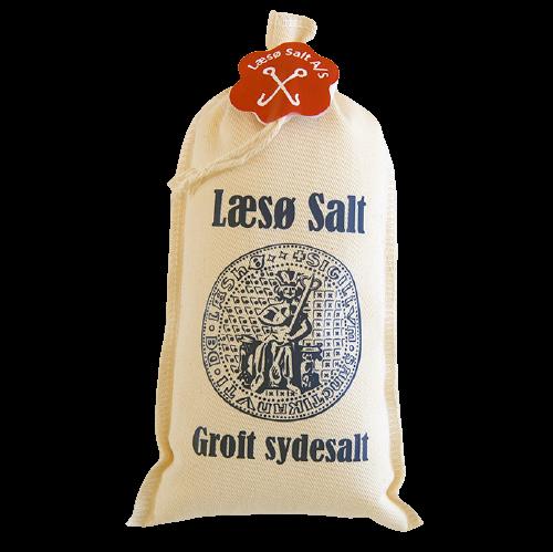 Læsø Grobes Siedesalz Natur 500g