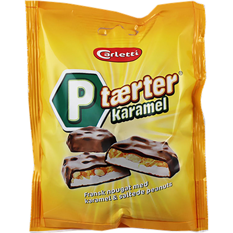 Carletti P-Tærter Karamel 200 g