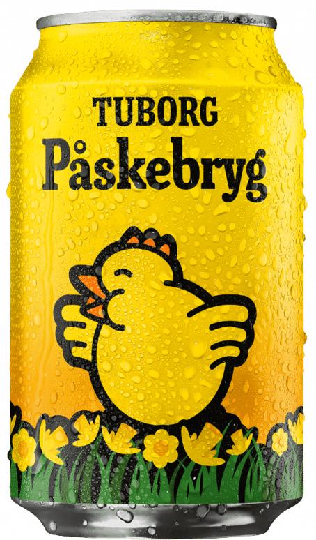 Tuborg Påskebryg ''Kylle Kylle'' Osterbier 5,4% 0,33 ltr
