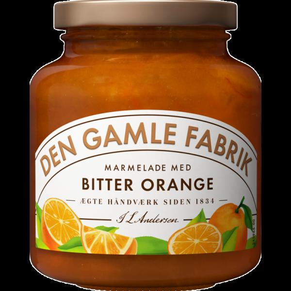 Den Gamle Fabrik Marmelade Bitter Orange 380g