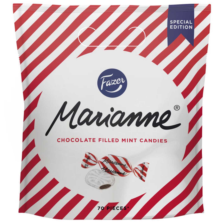 Fazer Marianne Schoko-Minz-Bonbons 350g